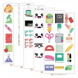 A La Carte - School - Cut Bundle