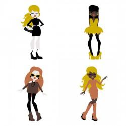 Fashion Girls - Fall - GS