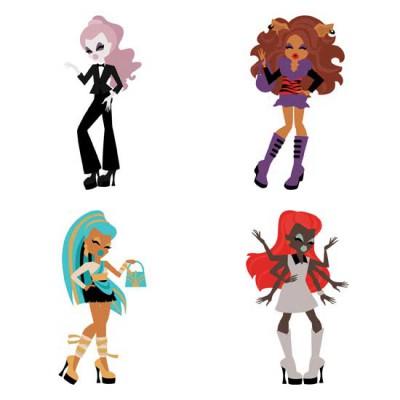Fashion Girls - Monster - GS