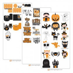 Happy Halloween - Cut Bundle