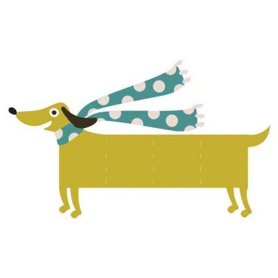Pawsome - Dog Card - CP