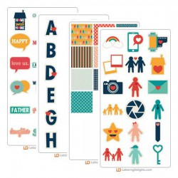 Happy Family - Graphic Bundle