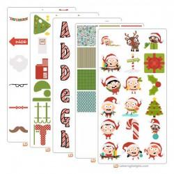 Little Elves - Graphic Bundle