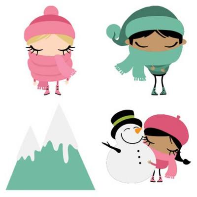 Winter Cuties - CS