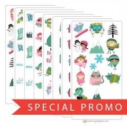 Winter Cuties - Promotional Bundle