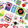 80's Love - Sentiments - GS -  - Sample 1