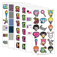 K Pop - Graphic Bundle