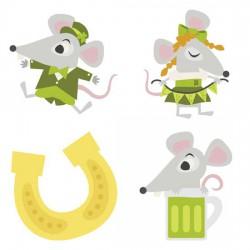 Patty Mouse - GS