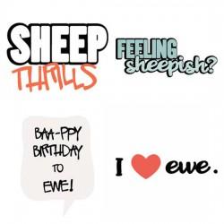 Feeling Sheepish - Puns - CS