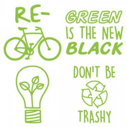 Green is the New Black - SS