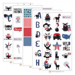 Schmoopsie Poo - Independence Day - Graphic Bundle