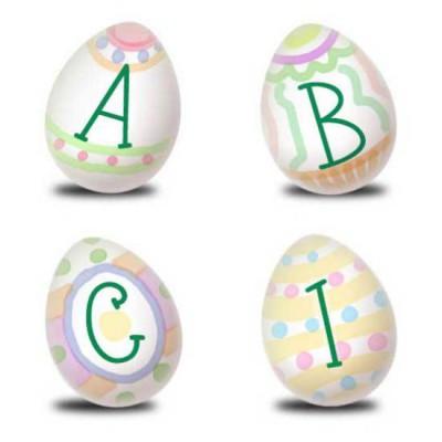 Easter Eggs - AL