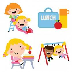 Zander School Days - GS