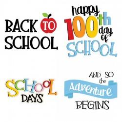 Zander School Days - Quotes - GS