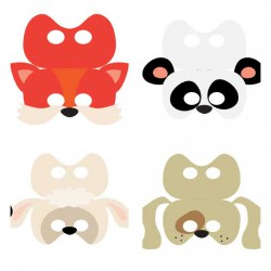 Mask-ateer Cards - GS