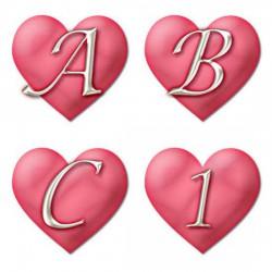Satin Hearts - AL