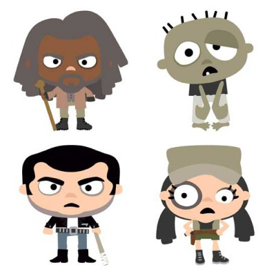 Walking Zombies - Too - GS