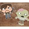 Walking Zombies - Too - GS -  - Sample 1