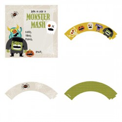 Monster Mash - Haunted House - Party - PR