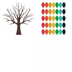 Spirit Animals - Thankful Tree - CP