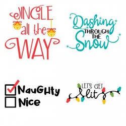 So Very Merry - Sayings - GS
