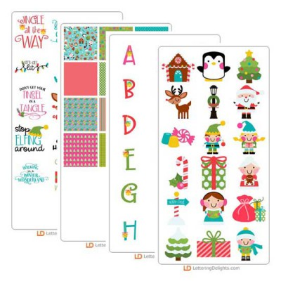 So Very Merry - Graphic Bundle