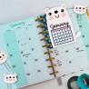 Calendar Animals - Planner Dividers - GS -  - Sample 1