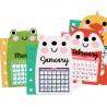 Calendar Animals - Planner Dividers - CP -  - Sample 1