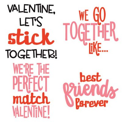 We Go Together - Phrases - CS