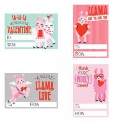 Llama Love - Valentines - PR
