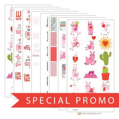 Llama Love - Promotional Bundle