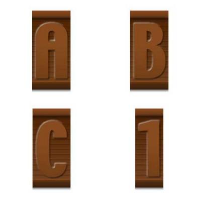 Chocolate Bar - AL