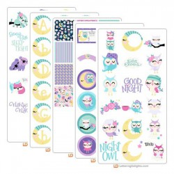Night Owls - Graphic Bundle