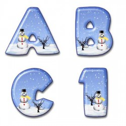 Winter Wonderland - AL