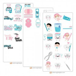 Twinkle Teeth - Cut Bundle