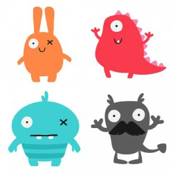 Little Monsters - GS