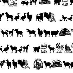 DB Farmhouse Animals - DB