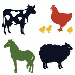 Farmhouse - Animals - SS