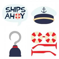 Ships Ahoy - Photo Props - GS