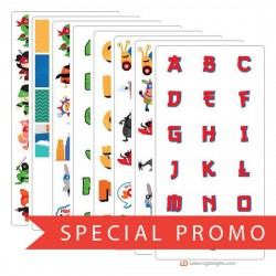 Kicks and Giggles - Promotional Bundle