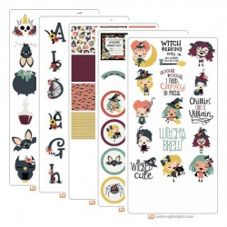 Whimsy Witch - Graphic Bundle