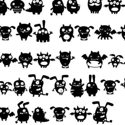 DB Little Monsters - DB