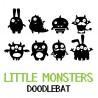 DB Little Monsters - DB -  - Sample 1