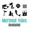 DB Mermaid Vibes - DB -  - Sample 1