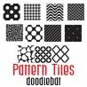 DB Pattern Tiles - DB -  - Sample 1