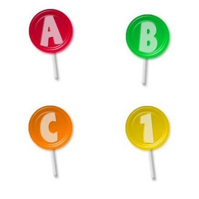 Lollipops - AL