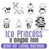 DB Ice Princess - DB -  - Sample 2