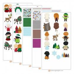 Ice Princess Holidays - Graphic Bundle