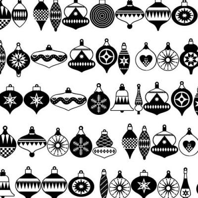 DB Modern Christmas - Ornaments - DB