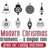 DB Modern Christmas - Ornaments - DB -  - Sample 2